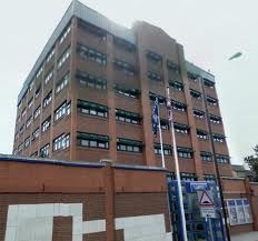 The Real Edmonton Police station